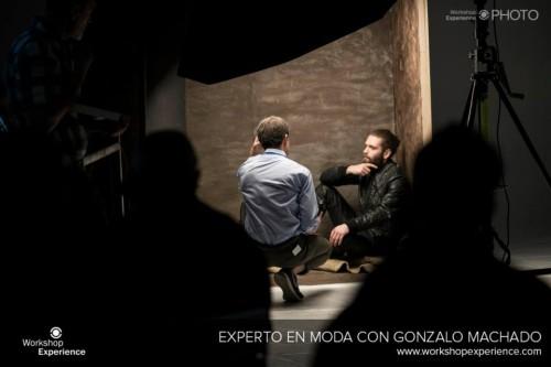 EXPERTO EN FOTOGRAFÍA DE MODA GONZALO MACHADO