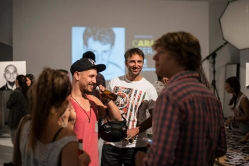 Exposición Carácter Workshop Experience Mulafest.3