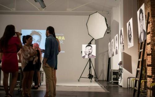 Exposición Carácter Workshop Experience Mulafest.5