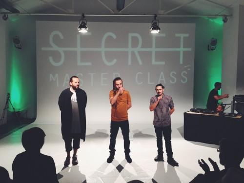 Foto Secret Master Class X-Presion Workshop Experience