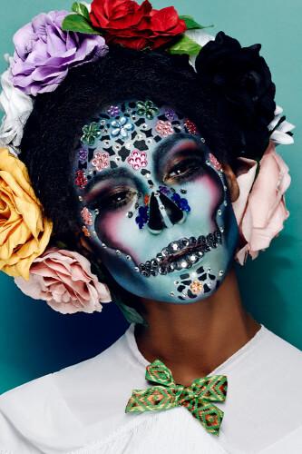 Maquillaje de Lewis Amarante