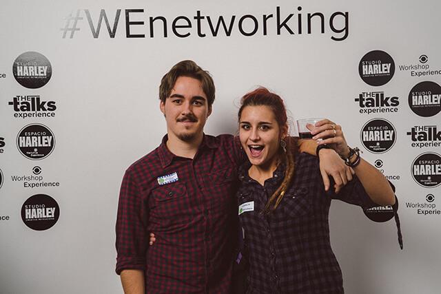 acudir a los eventos y networkings sobre fotografía que se celebran en tu ciudad