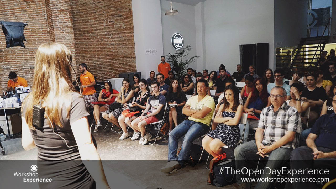 The Open Day Experience 17