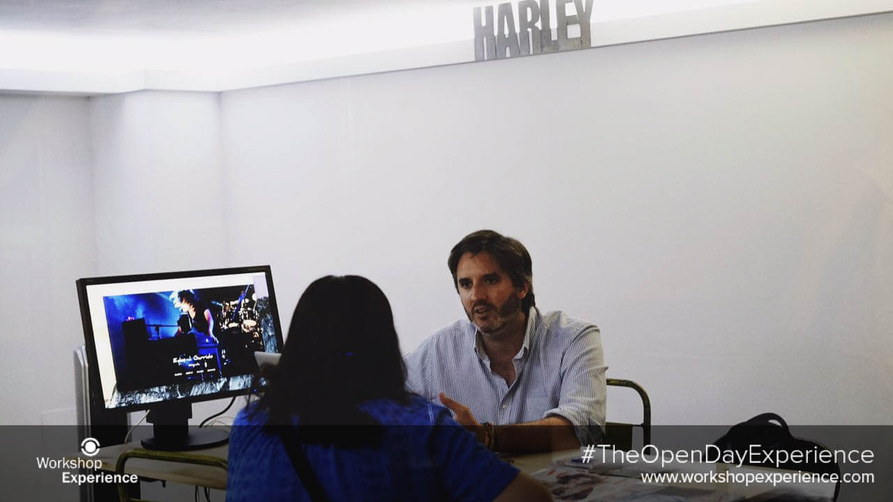 The Open Day Experience 9