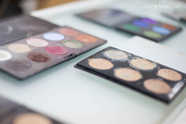 Maquillaje y sus profesiones