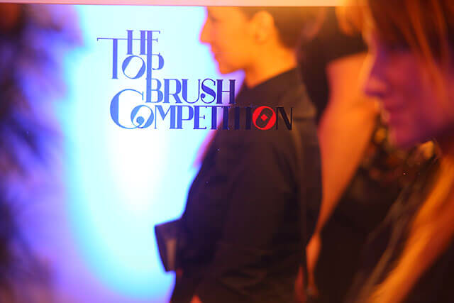 Premios The Top Brush Competition