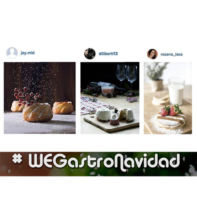 Ganadores del concurso de fotografía gastronómica