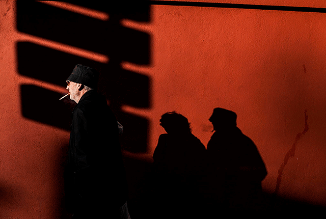 Manu Mart en Street Photography