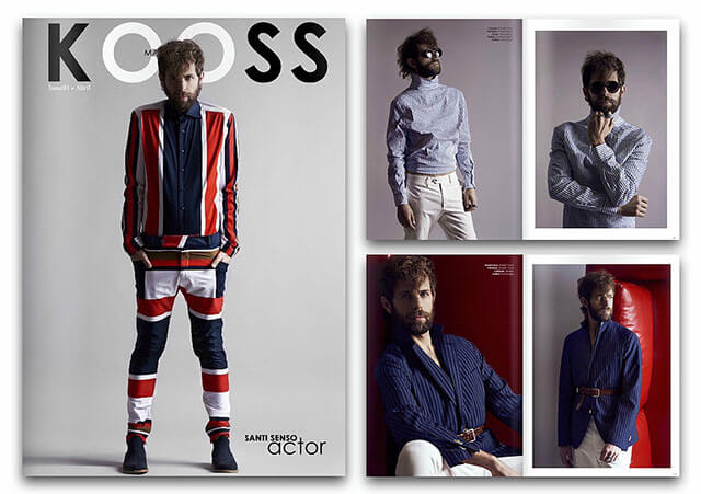 Kooss Magazine Issue 01
