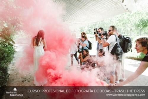 Trash the Dress, lo más divertido en Fotografía de Bodas