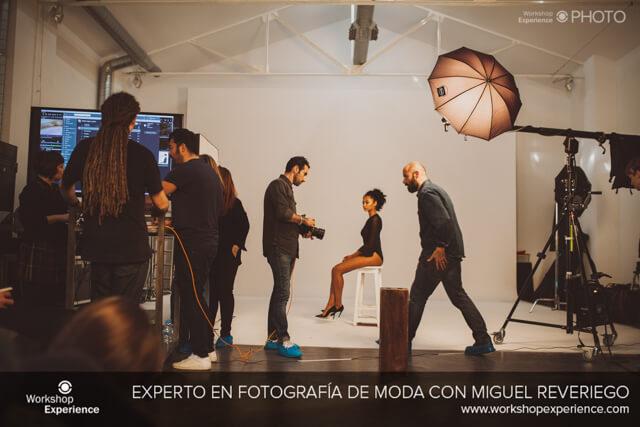 Berta Vázquez por Miguel Reveriego para Vogue