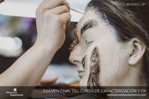 Examen final curso Caracterización y FX
