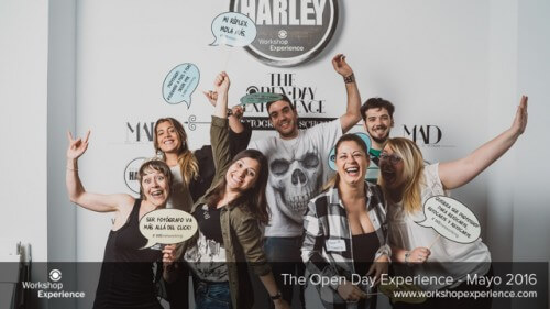 Open Day Experience 2016