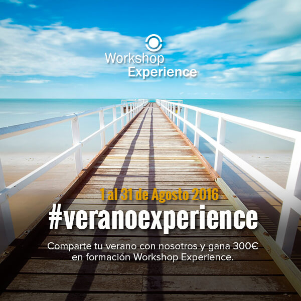Agosto en Workshop Experience 2016