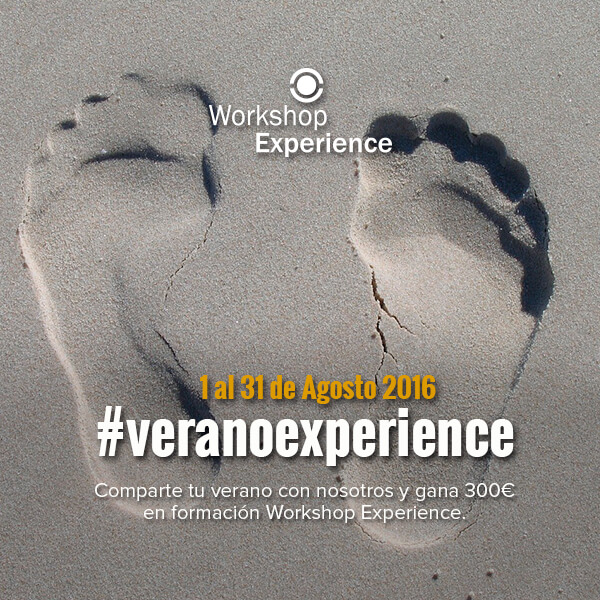 Workshop Experience en verano