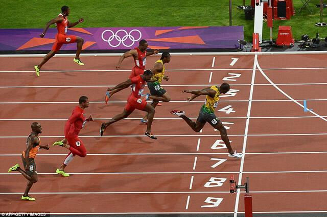 Fotografía deportiva. Atletismo