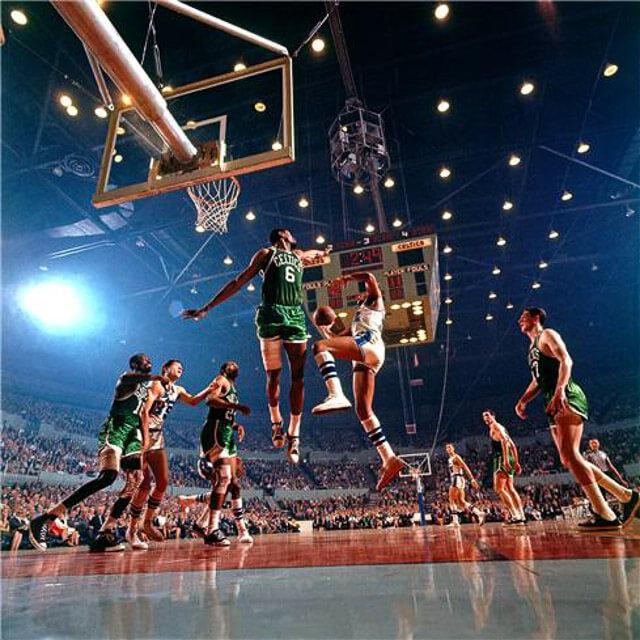 Fotografía deportiva de Walter Iooss