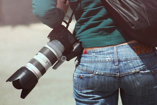Cómo ser fotógrafo profesional