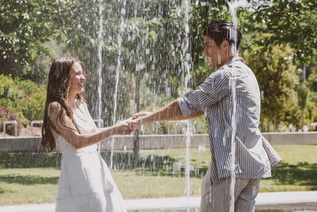 Imagen del curso profesional de fotografía de boda en exterior