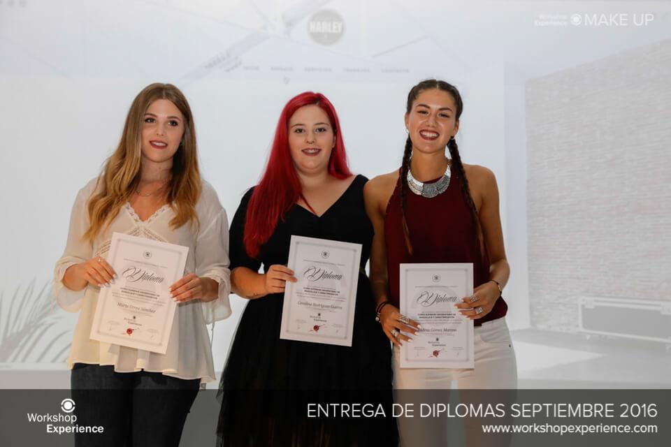 Diplomas de maquillaje