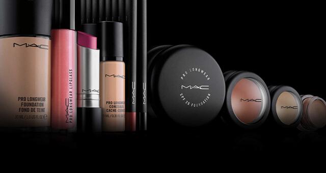 Errores del maquillador: productos MAC
