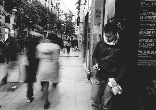 Fotografia social calle