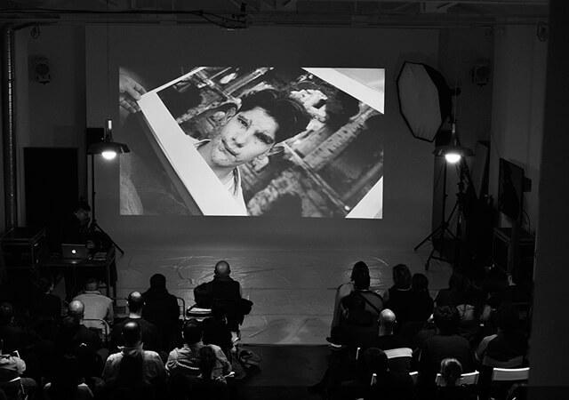Curso de Gervasio Sanchez sobre el fotoperiodismo