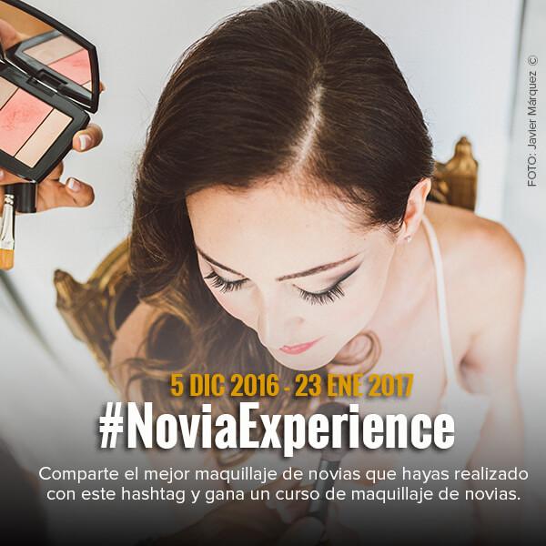 Concurso de maquillaje de novias #NoviaExperience