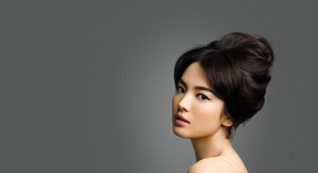 Mujer coreana jamsu