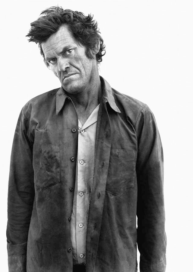 Richard Avedon: In the american West | Fuente: Pinterest