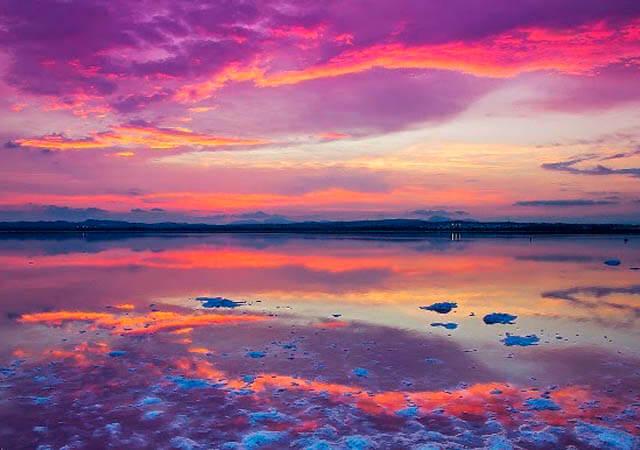 Las Lagunas de La Mata y Torrevieja | Fuente: NAVATUR