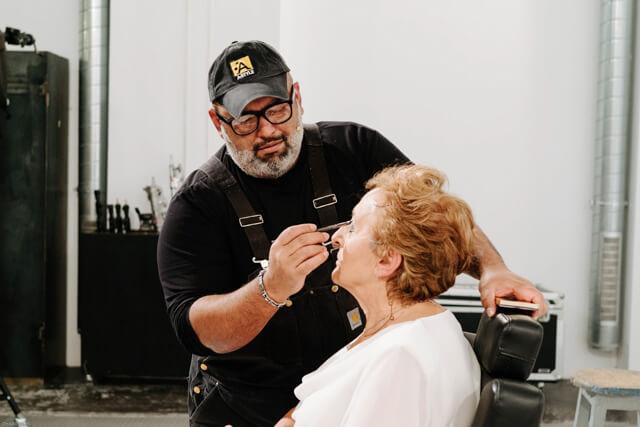 Maquillar pieles maduras master class Lewis Amarante