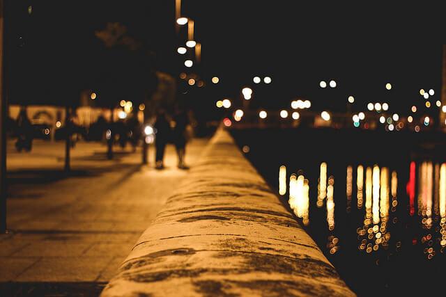 Vanishing Point | Leo Hidalgo Fuente: Flickr