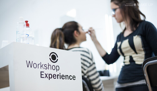 Dot contouring: maquillaje curso Workshop Experience