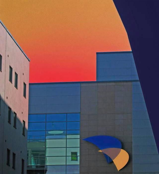 Otro ejemplo de la geometría en nuestro entorno | Andy Maguire Fuente: Flickr