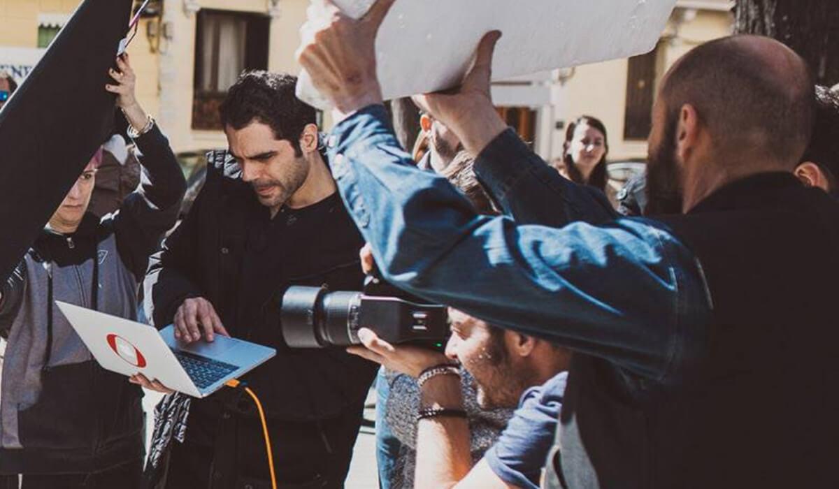 Curso Asistente Fotográfico