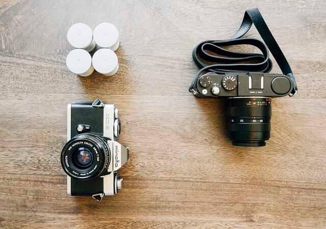 Uno de los principales Errores de fotografía de bodas es no llevar una cámara de repuesto