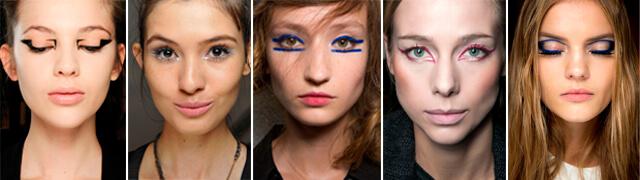 Dot eyeliner: delineado gráfico