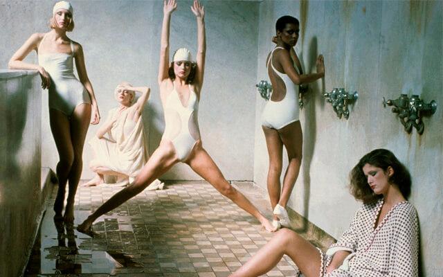 Fotografía de moda: Deborah Turbeville