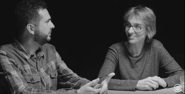 Historias que cuentan: Víctor Torres y Olga Guarddón