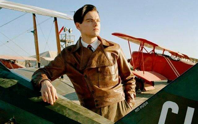 Dirección de fotografía: El aviador