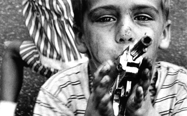 Documentales de fotografía: The many lives of William Klein