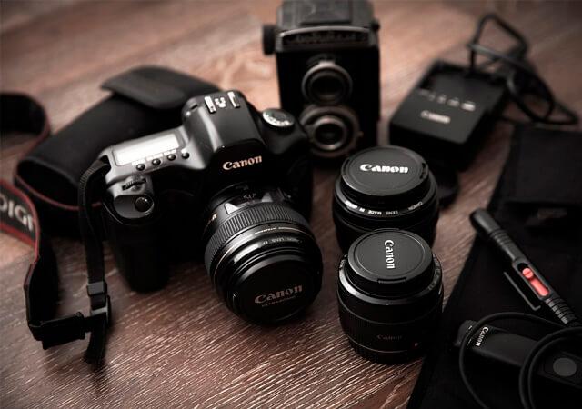 fotografo aficionado equipo