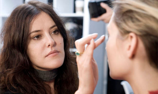 Influencers maquillaje profesional: Lisa Eldridge