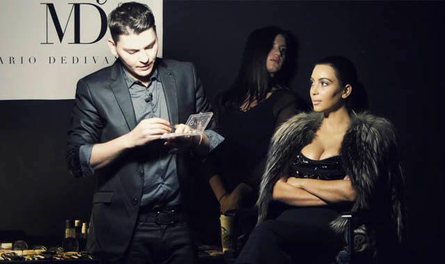 Influencers maquillaje profesional: Mario Dedivanovic