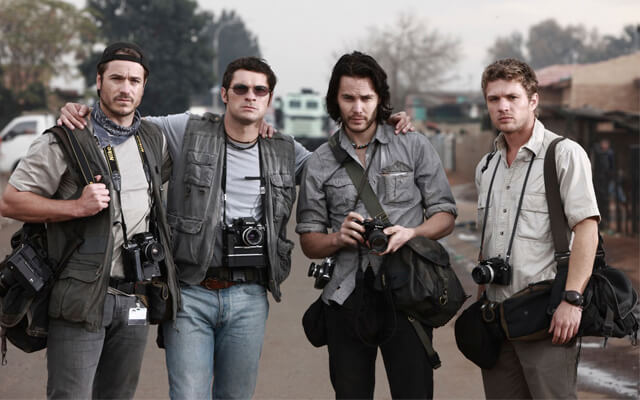 Películas para fotógrafos: The bang bang club