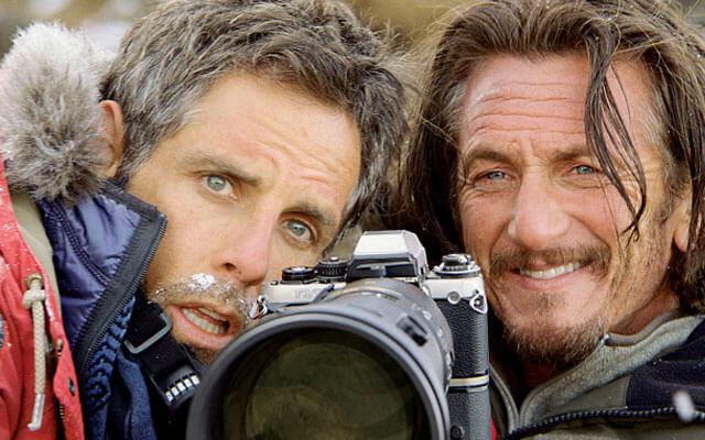 Películas para fotógrafos: La vida secreta de Walter Mitty