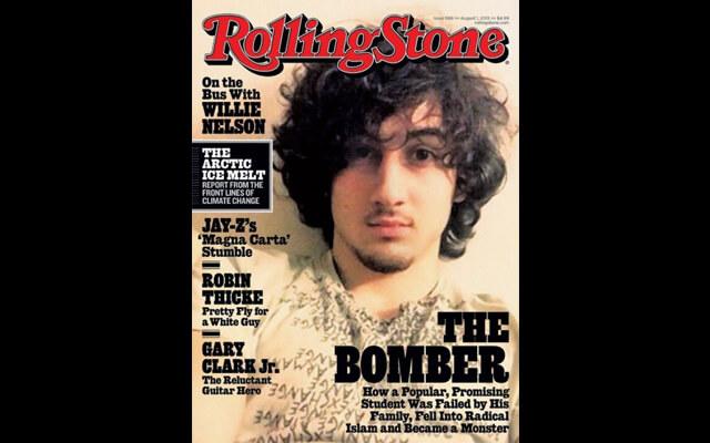 """Portadas polémicas: """"The bomber"""" Rolling Stones"""