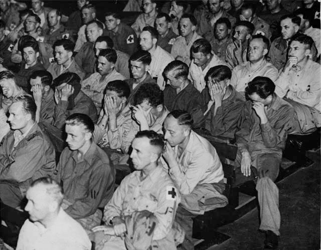 Uno de los archivos históricos de la Segunda Guerra Mundial