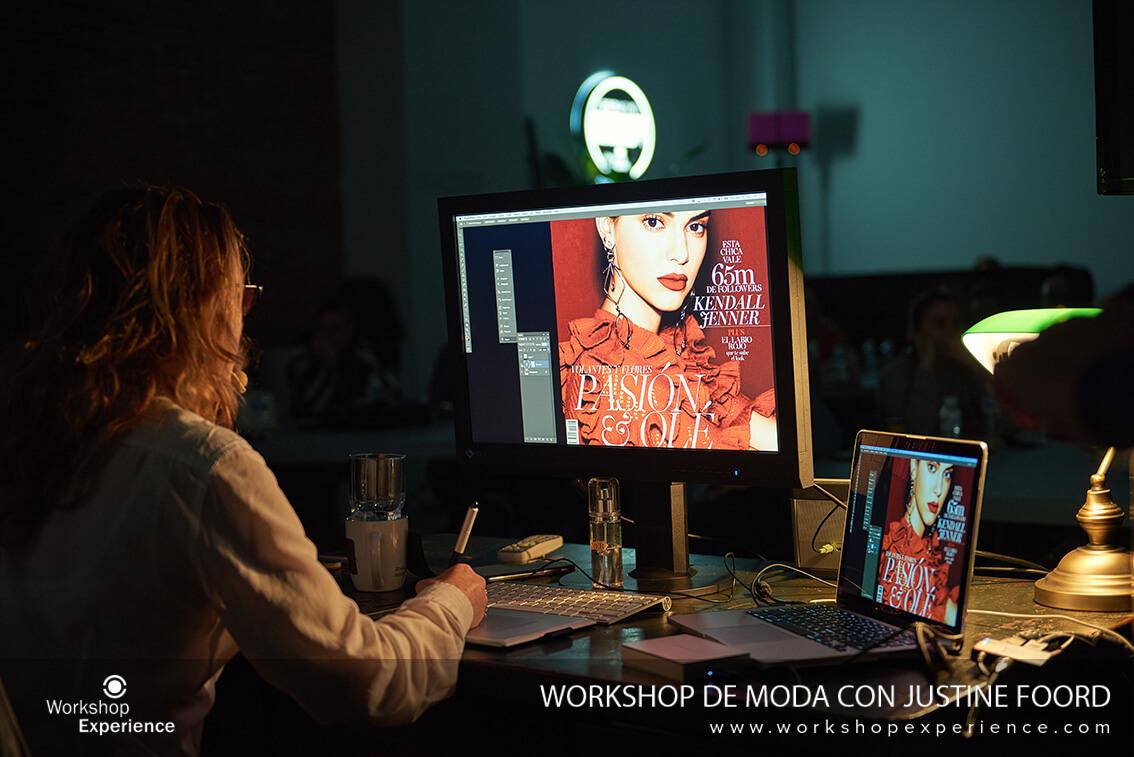 Retocador Digital fotografía de moda